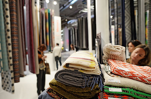 Heimtextil hosted more exhibitors and visitors