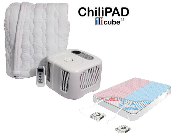 Chili Technology S Temperature Controlled Mattress Pad